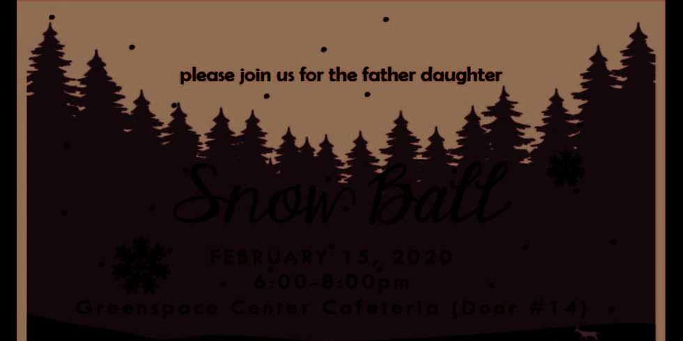 Snow Ball: Father Daughter Dance