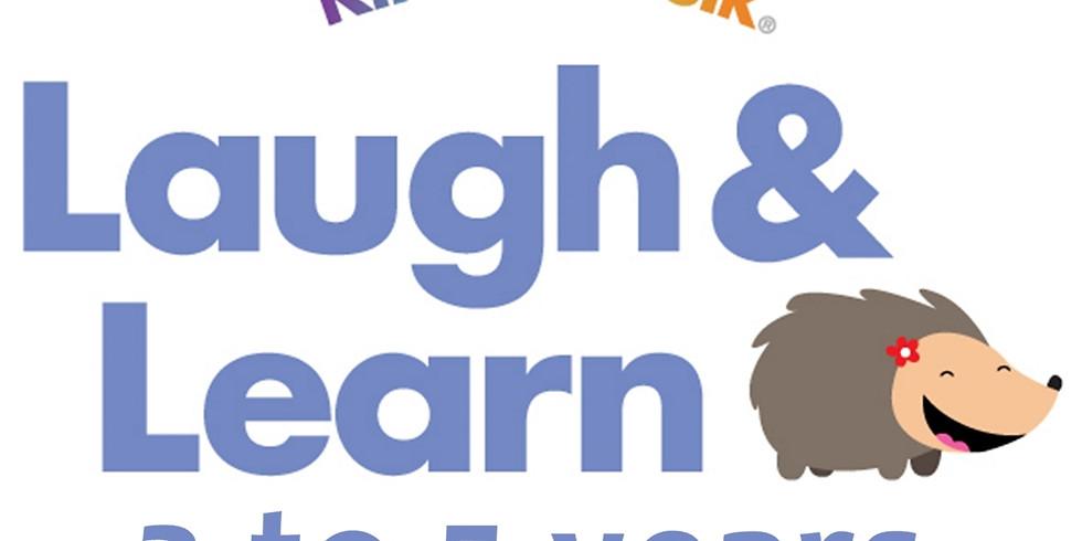 Kindermusik: Laugh & Learn