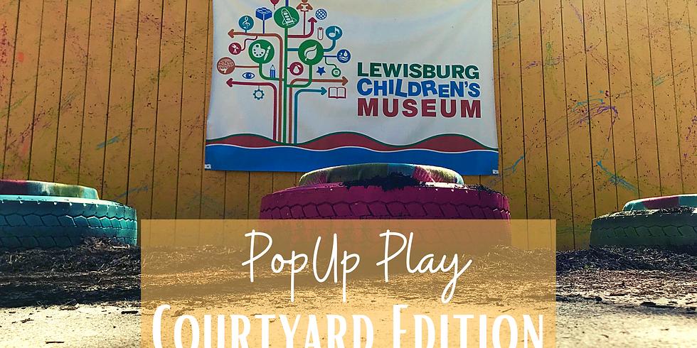 Courtyard PopUp Play: My Feelings