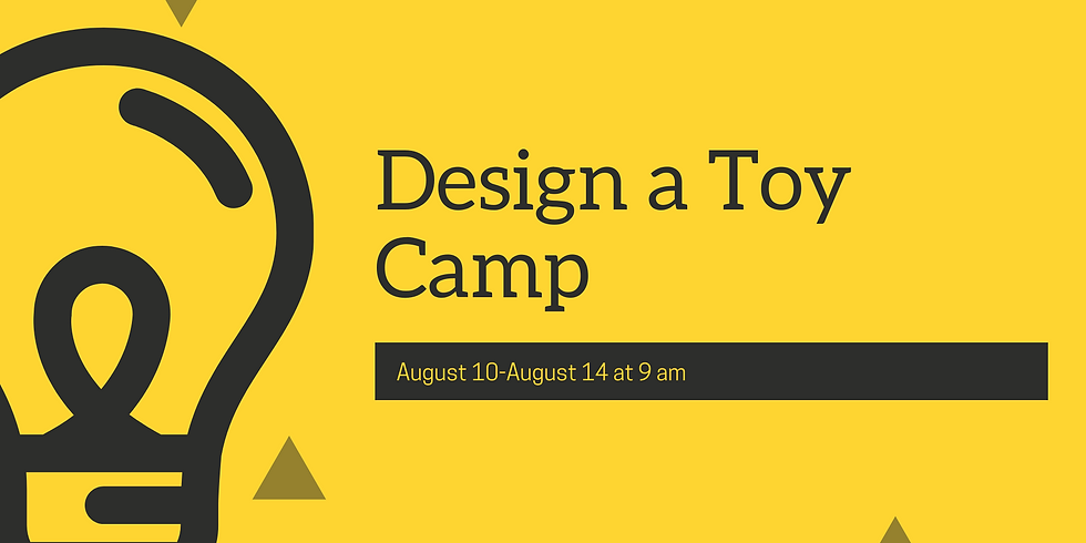 Design a Toy Camp
