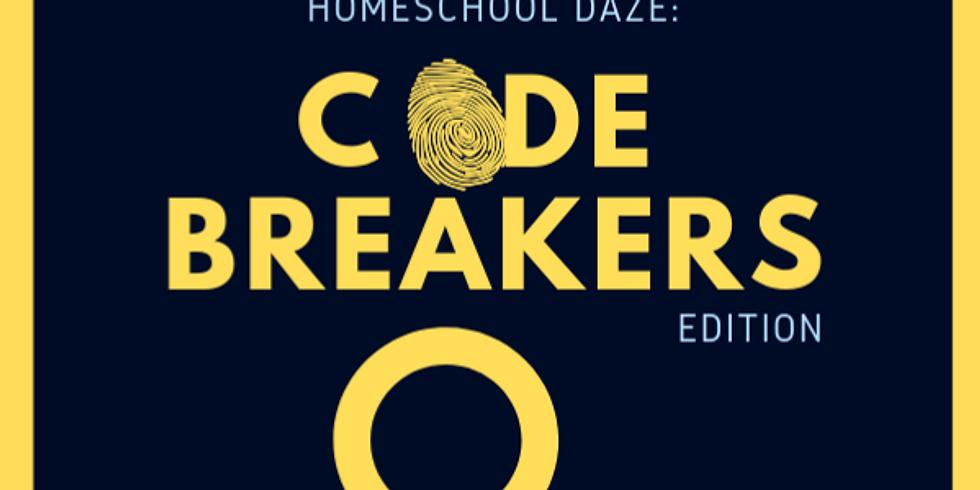 Homeschool Daze: Code Breakers