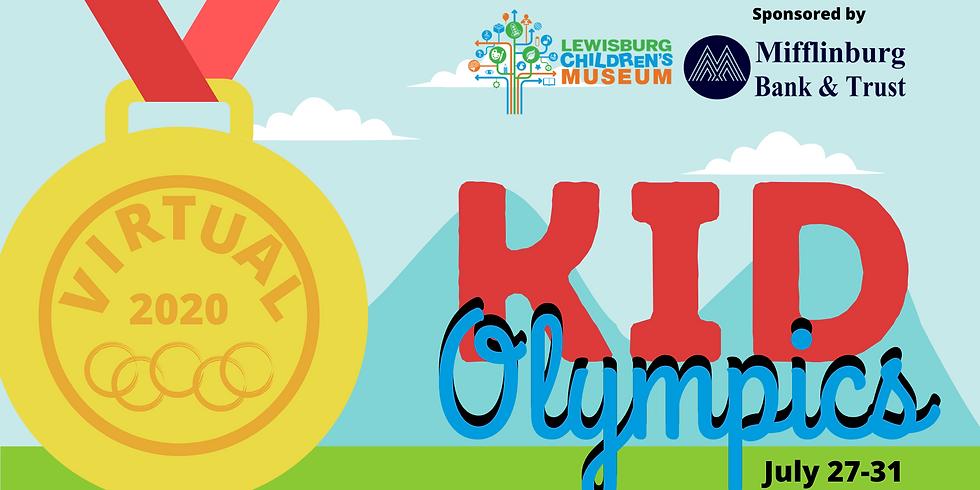 2020 Virtual Kid Olympics