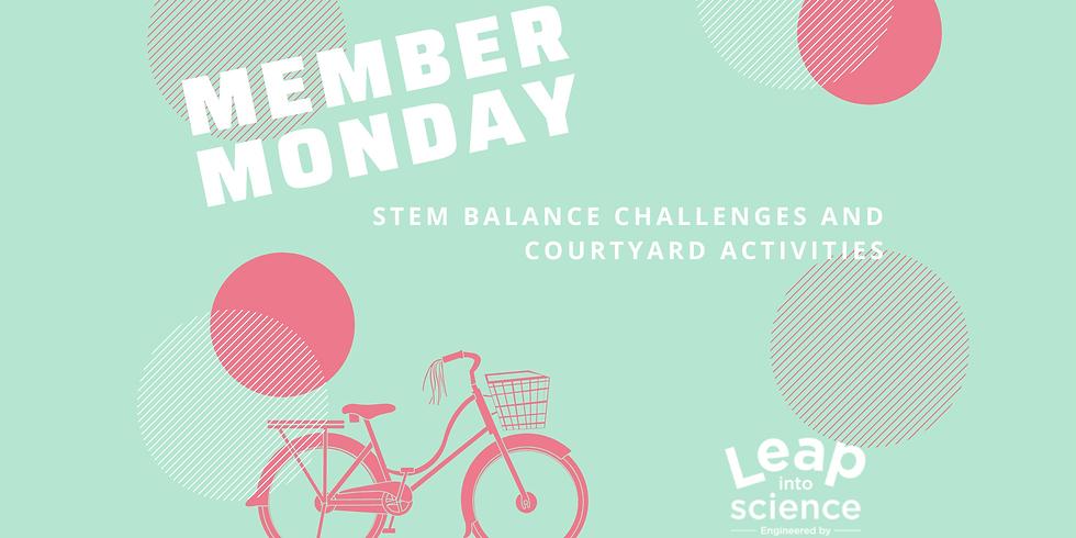 Member Monday: Balancing Act