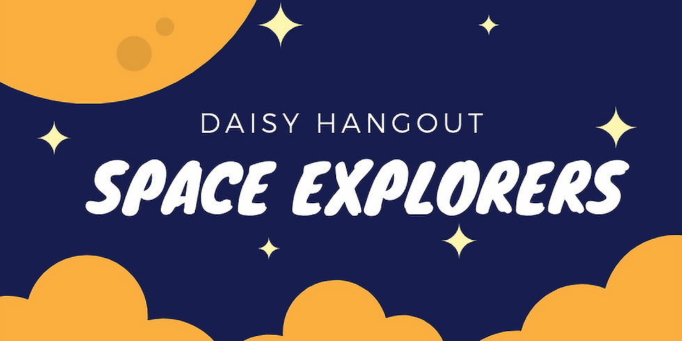 Daisy Hangout: Space Explorers