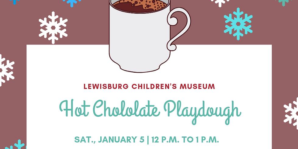 Hot Chocolate Play Dough