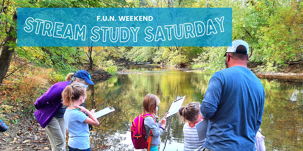 FUN Stream Study Saturday