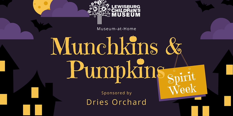 Museum-at-Home: Pumpkin Decorating Contest