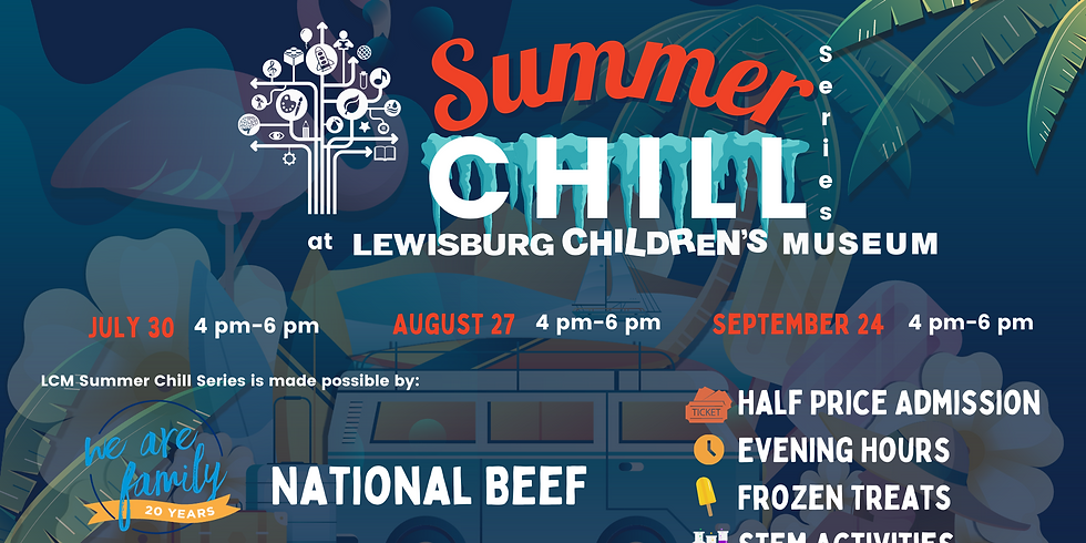 LCM Summer Chill Series