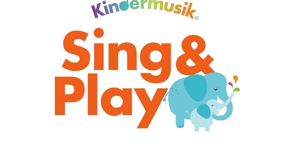 Kindermusik: Sing & Play