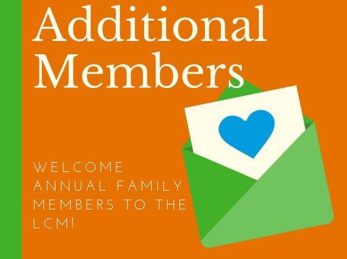 Member, Additional