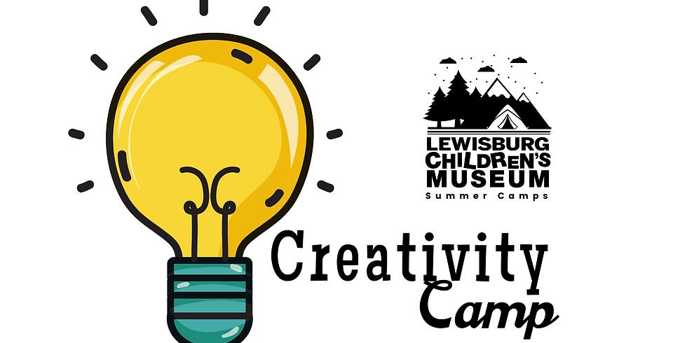 Creativity Camp: Toy Design Challenge