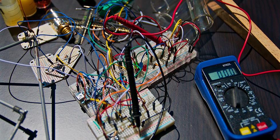 Inside Electronics Workshop:  Understanding Circuits