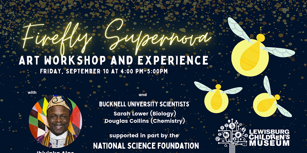 Firefly Supernova: Art Workshop and Experience