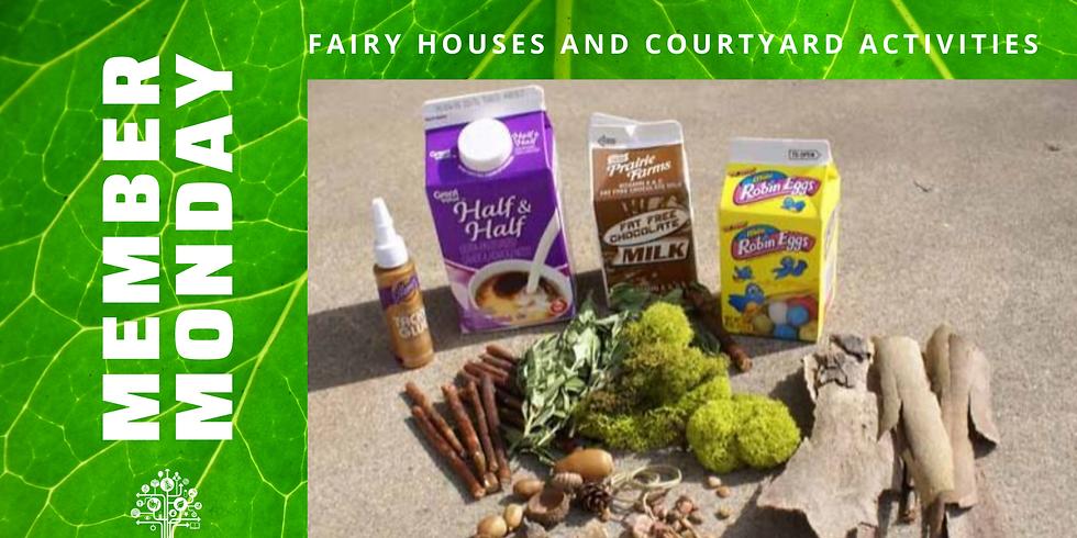Member Monday: Fairy Garden Houses