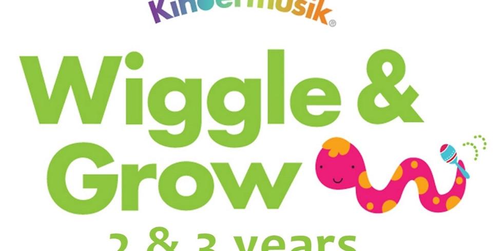 Kindermusik: Wiggle & Grow