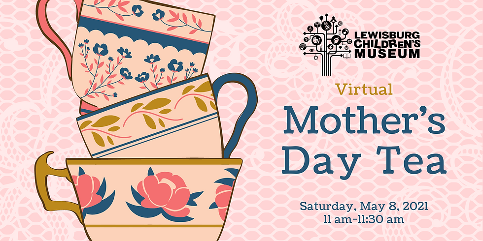 Museum-at-Home:  Virtual Mother's Day Tea Party