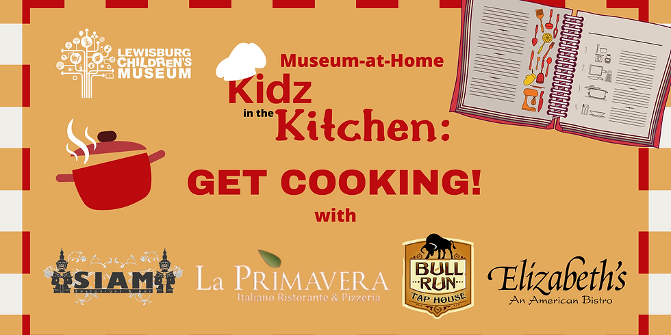 Museum-at-Home: Kidz in the Kitchen