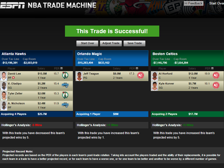 Five Game-Changing NBA Trade Ideas