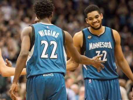 NBA Future Power Rankings: 3. Minnesota Timberwolves