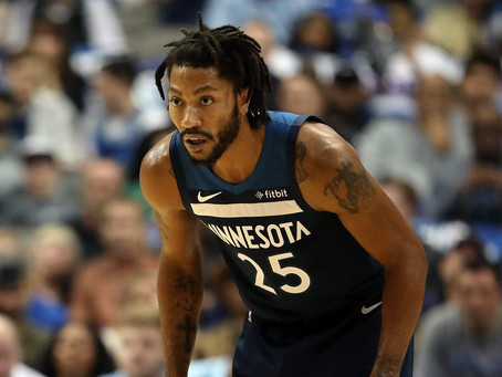 Derrick Rose: The NBA's Story of the Year, So Far