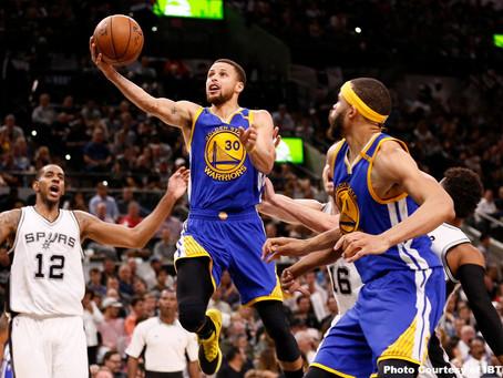 Warriors in Six: Great Basketball Meets Better Basketball