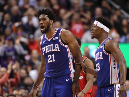 OTG Team Awards: Philadelphia 76ers