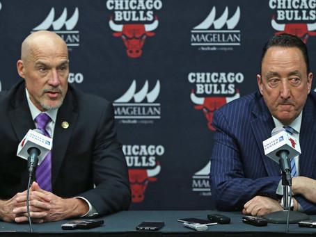 Jake's Draft Day: Chicago Bulls