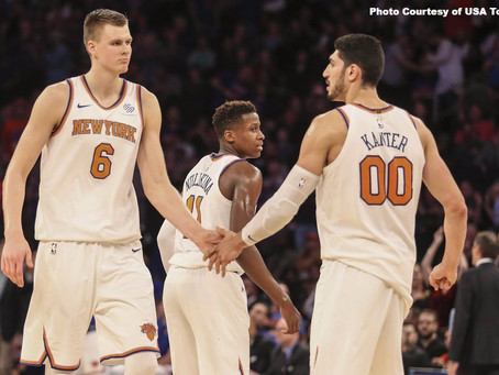 The Three Biggest Surprises of the New York Knicks' Season