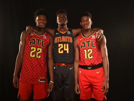 How the Atlanta Hawks Rookies Have Looked So Far
