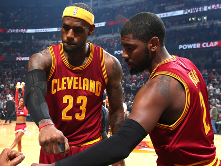 Are the Cavs the Favorite in the East?