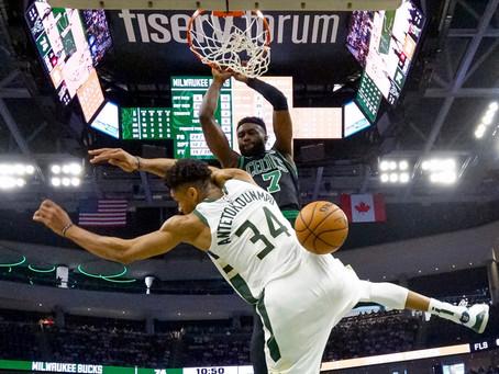 Reaction to Game 1 of the Celtics-Bucks Series