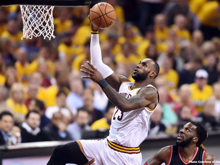 How the Cavaliers Dominated the Raptors in Game 1