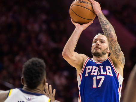 JJ Redick to the New Orleans Pelicans
