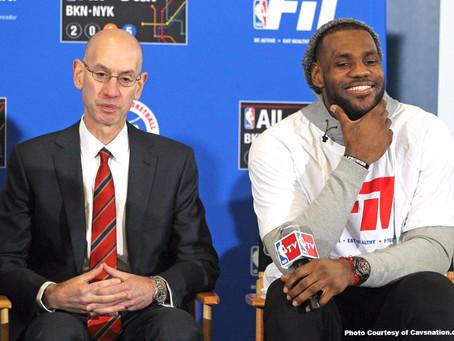 The NBA's America