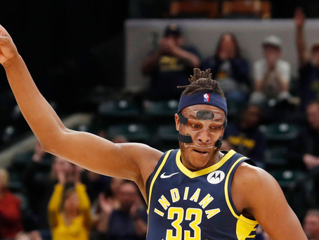 Can Pacers Balanced Attack Make Noise in the Playoffs?