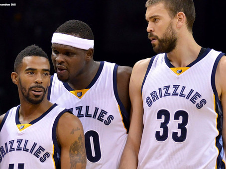 The Grit n' Grind Grizz Are Gone