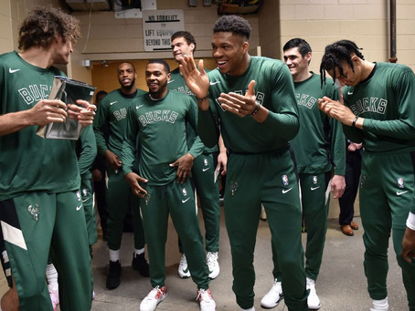 Can the Bucks Really Win 70 Games?