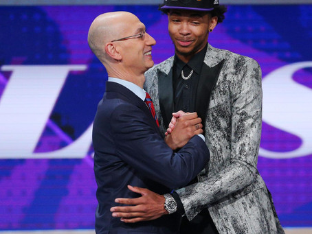 What Drafting Brandon Ingram Means for the Lakers