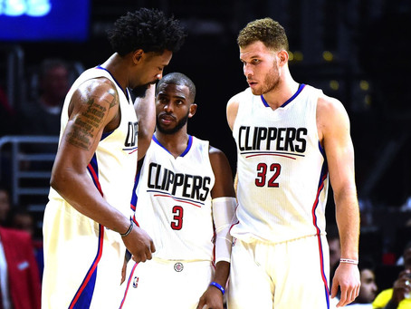 Offseason Preview: Los Angeles Clippers