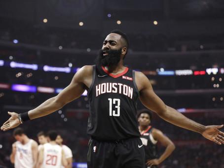 OTG Team Awards: Houston Rockets
