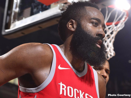 Is James Harden Leading the Race for MVP?