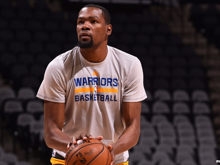 Kevin Durant Ahead of Schedule – Set to Return to The Court