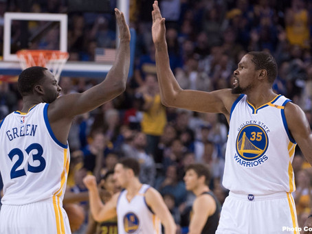 Four All-Stars and What Golden State Can Learn from Their Stacked Predecessors