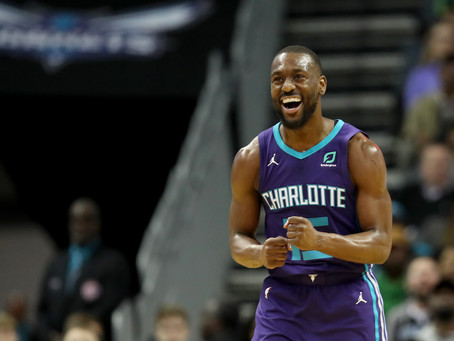 The Celtics Replace Kyrie With Kemba