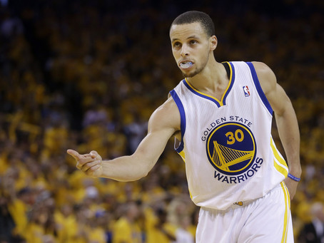 The Warriors Handle Business in Game 1