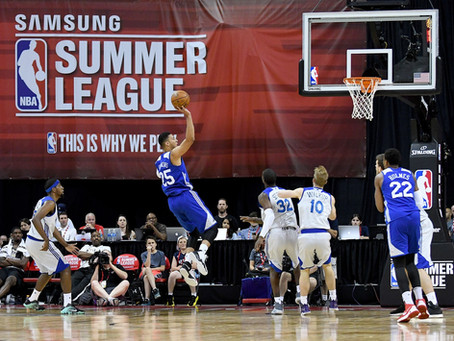 NBA SUMMER BALL IS LIFE