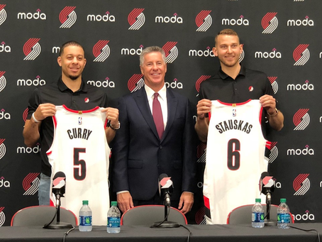 Portland's Form Swings Rise and Fall With the Supporting Cast