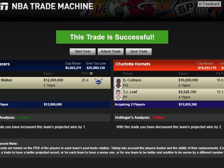 OTG's NBA Trade Deadline Marathon: Day 6.5