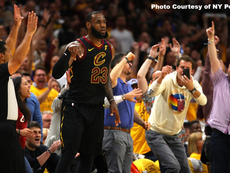 Numbers and Notes from Games 3 and 4 of the Eastern Conference Finals