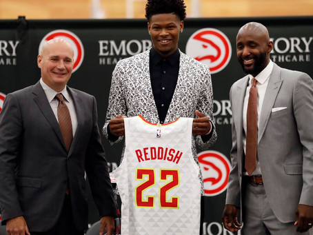Just How Good Will Cam Reddish Be for the Hawks?